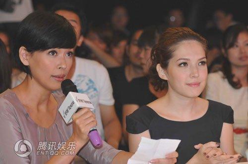许玮宁任选秀节目评委 自爆与阮经天无结婚打算