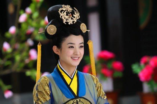 于正否认《陆贞》造型抄袭日韩:请去恶补历史