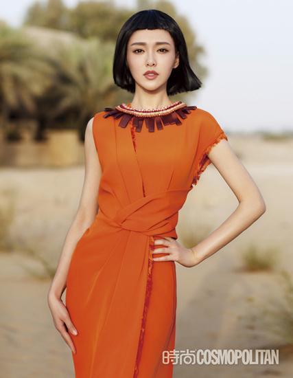 唐嫣独揽华鼎奖四提名 成热门候选人