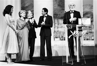 戛纳最佳导演分歧大 颁奖前三小时还在投票