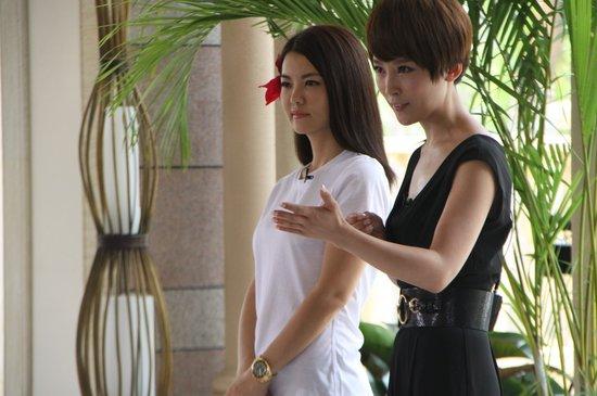 李湘现身《超级减肥王》