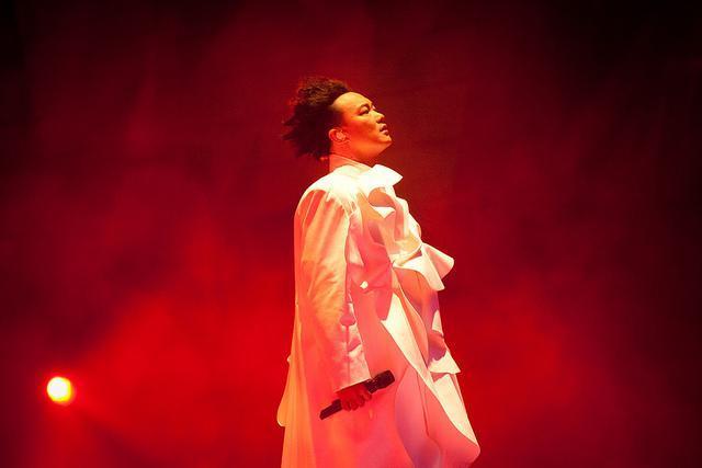 陈奕迅澳门演唱会 跨年盛典呈现视听盛宴