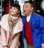 李小冉表演《午夜电话亭》
