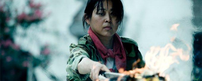 2010年,倪萍在电影《大太阳》中饰演一位平凡而伟大的母亲。