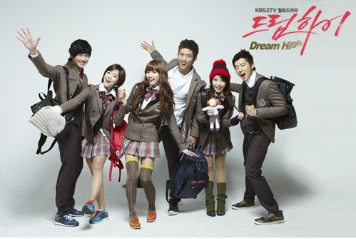 【1080P】【生肉合集】Dream High