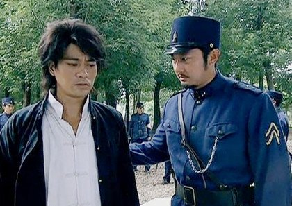 新版《马永贞》刘腾远首次转型情意巡警