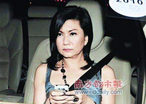 TVB高层乐易玲今年生日不收礼 门前冷落车马稀