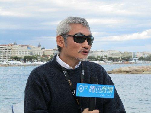 专访徐克:拍3D电影非跟风 没中国影片入围正常