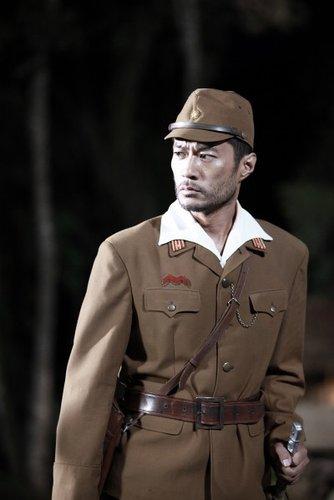 谭凯《中国远征军》中饰演反一号 挑战角色极限