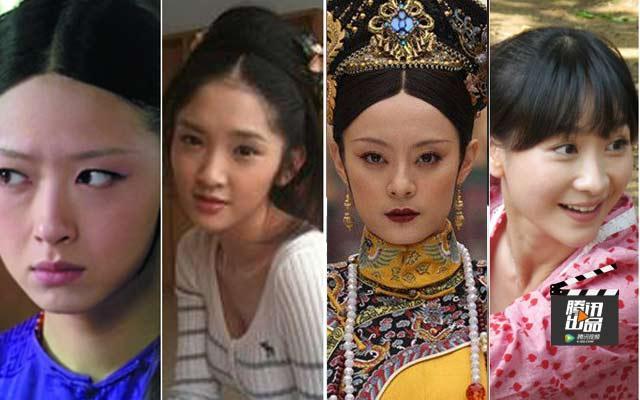 《甄嬛》11演员现状:孙俪变富婆 蔡少芬抢手