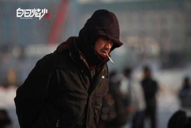 2014年王学兵电影丰收年 《白焰》成第三部曲