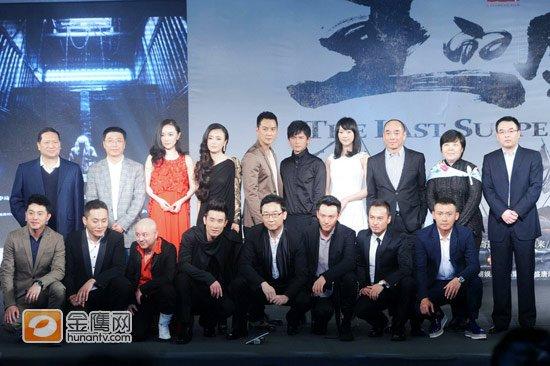 《王的盛宴》陆川拍片超档期 承认因此发生争吵