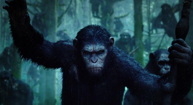 《猩球崛起2》比《阿凡达》不知高到哪里去了!