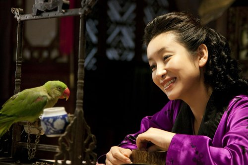 秦海璐参演《金陵秘事》 被爆八天拍完全部戏份