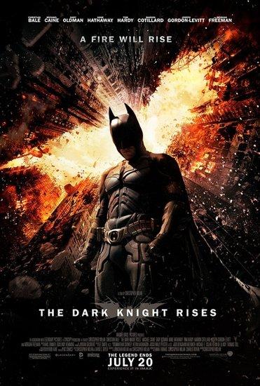 韩国票房:《蝙蝠侠3》破纪录登顶 诺兰迷狂欢