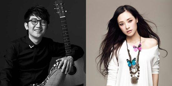 同时整首歌曲的吉他也是由金志文亲自弹奏,两大音乐才子再次鼎力合作