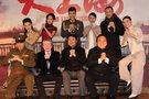 《大上海》在沪举行发布会 新人冯文娟大感幸运