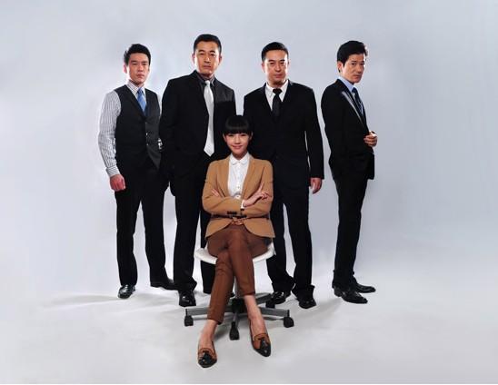 """《浮沉》北京卫视热播 演绎职场""""男人帮"""""""