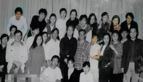 揭上戏95班明星现状:陆毅鲍蕾结婚 董卿成一姐