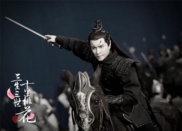《三生三世》杜俊泽被流放  狠辣皇子反差萌