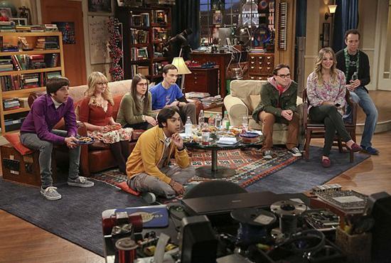《生活大爆炸》5主角全部续约 第8季周三开拍