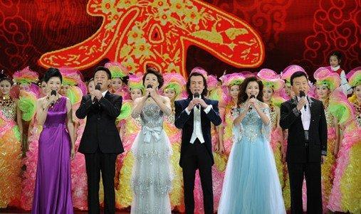 热烈祝贺:中国春晚获吉尼斯纪录证书