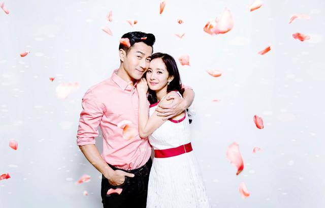 杨幂公布怀孕预产期七月 刘恺威开心地想跳河