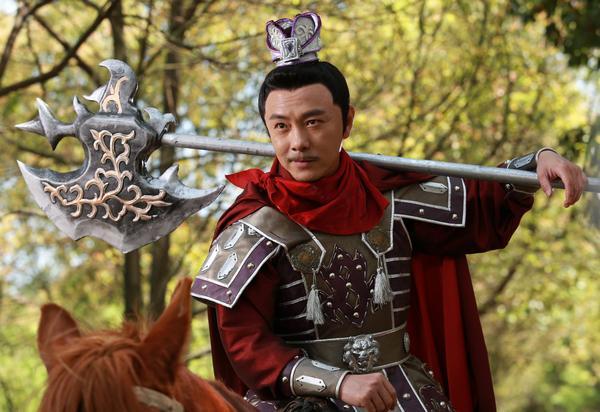 《隋唐3》将播 刘晓庆扮少女一扫湖南收视阴霾