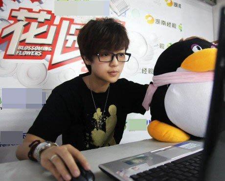 代悦在线交流实录:我和李宇春完全不一样