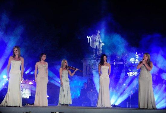 凯尔特女人将来华开唱 天后组合彰显世界级实力