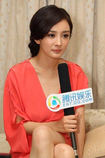 专访杨幂:破尺度演《孤岛惊魂》 不是为露而露