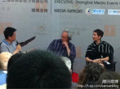 电影节产业论坛: 施南生称内地香港有文化差异