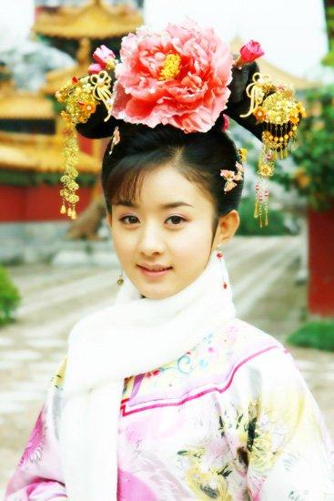 晴格格--赵丽颖 - 暗香芬芳 - 青春是一树芬芳的花