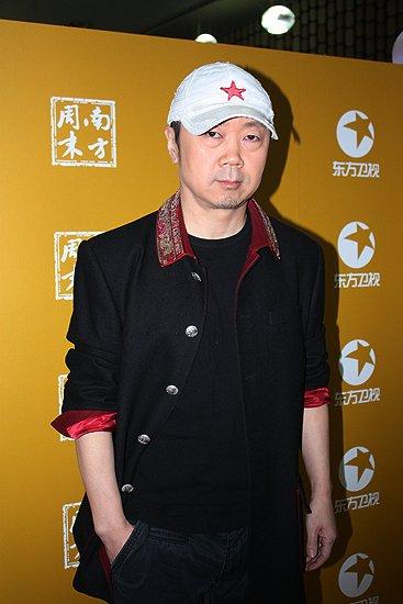 崔健获封中国梦践行者 享受当导演叹演戏恐怖