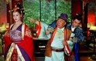 《梦回唐朝》王力可圆女皇满 霸气妆容气场强大