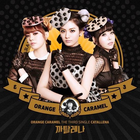 Orange Caramel新歌首发五榜夺冠 正式回归舞台