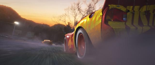 《赛车总动员3》看点揭秘 经典回归特效升级