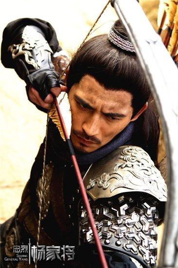《杨家将》周渝民变犹豫射手 被赞帅过精灵王子
