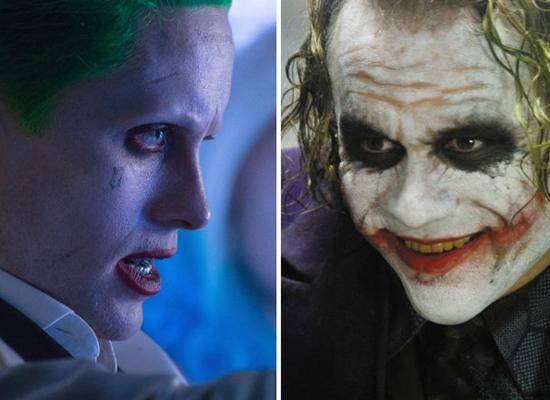 莱托称赞希斯·莱杰 为演好小丑看大量暴力视频