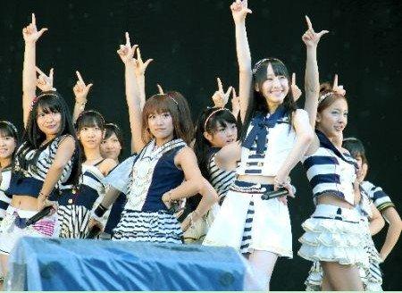 AKB48新曲首周销量破133万 成历史单曲初动第一