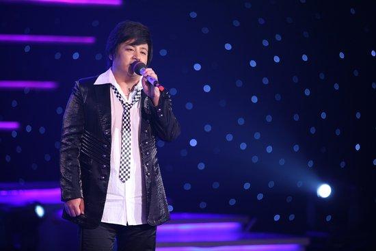 """我家有歌星:""""盲人歌手""""李广洲"""