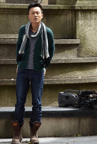 《爱上女主播》首播倒计时 吴健时尚外型现荧屏