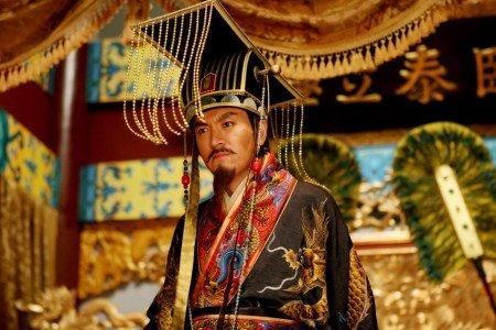 《新水浒》四卫视热播 杨子版宋徽宗成秘密武器