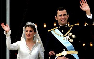 西班牙王储大婚