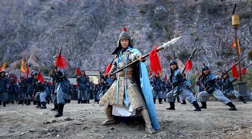 《少林寺传奇藏经阁》热播 张倬闻变大将军