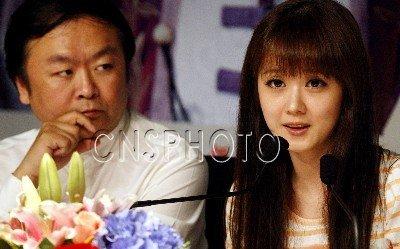 张娜拉携手导演高希希亮相16届上海电视节