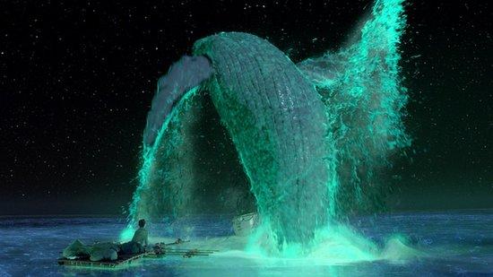 《少年派》开幕迪拜电影节 卡梅隆3D巨作首映