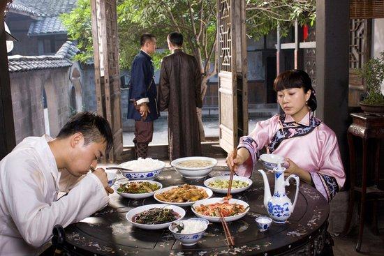 《川西剿匪记》热拍 苏岩与三个男人的爱恨情仇
