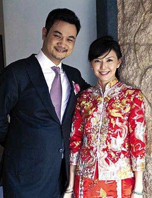 孙燕姿与相恋5年男友结婚 称今后当个贤惠妻子