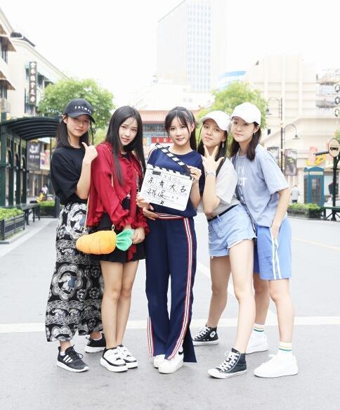 《大唐嘻游记》横店杀青 SNH48姐妹团BEJ48参演
